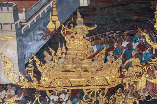 2019  02 - Bangkok , Wat Phra Kaew  -L10A5516