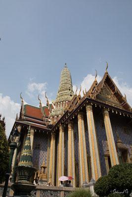 2019  02 - Bangkok , Wat Phra Kaew  -L10A5458