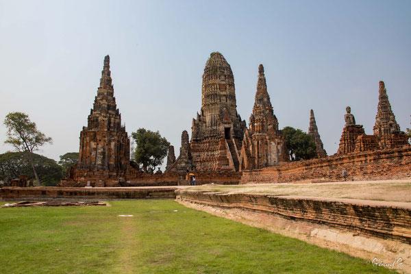 2019  02 - Ayutthaya , Wat Chaiwatthanaram  -L10A5665