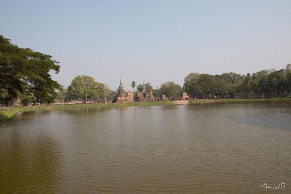 2019  02 - Sukhotai , Wat Mahathat  -L10A6061