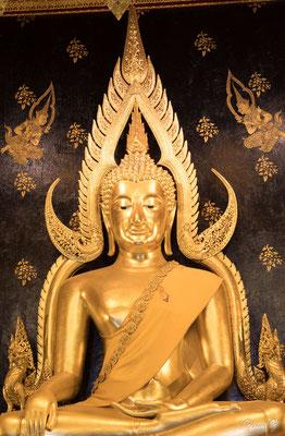 2019  02 - Phitsanulok , Wat Phra Si Ratana Mahathat  -L10A5878