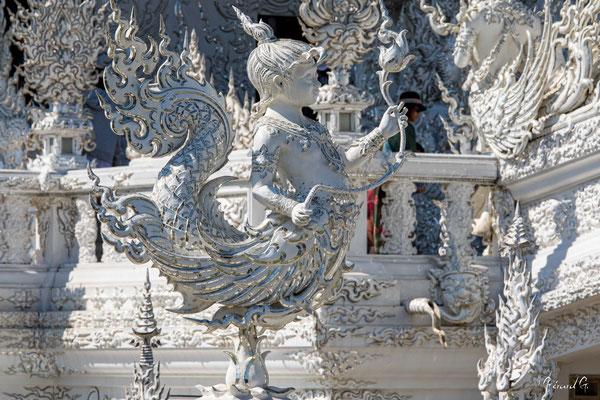 2019  02 - Chiang Rai , Wat Ronglhun (le temple blanc)  -L10A6418