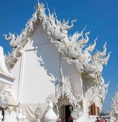 2019  02 - Chiang Rai , Wat Ronglhun (le temple blanc)  -L10A6455