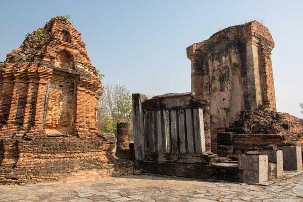 2019  02 - Sukhotai , Wat Chetuphon  -L10A5927