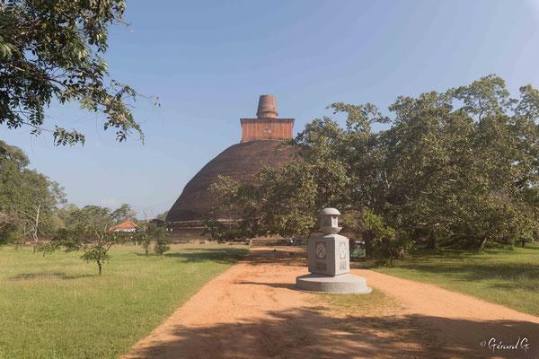 Anuradhapura, Jetavanarama Dagoba