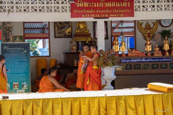 2019  02 - Lampang , Wat Phra Kaeo Don Tao  -L10A6276
