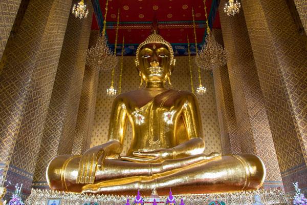 2019  02 - Bangkok , Wat Kalayanimit  -L10A5145