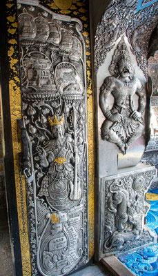2019  02 - Chiang Mai , Wat Sri Suphan  -L10A7075