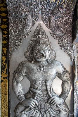 2019  02 - Chiang Mai , Wat Sri Suphan  -L10A7077