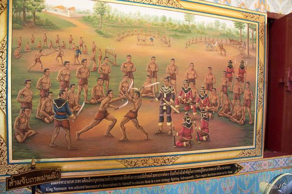 2019  02 - Phitsanulok , Wat Phra Si Ratana Mahathat  -L10A5867