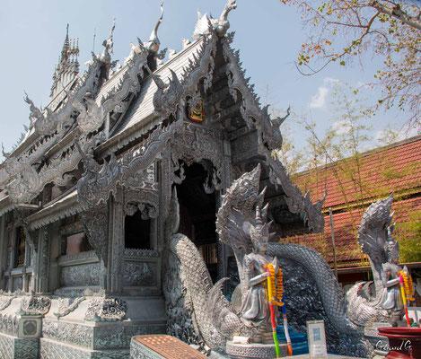 2019  02 - Chiang Mai , Wat Sri Suphan  -L10A7072