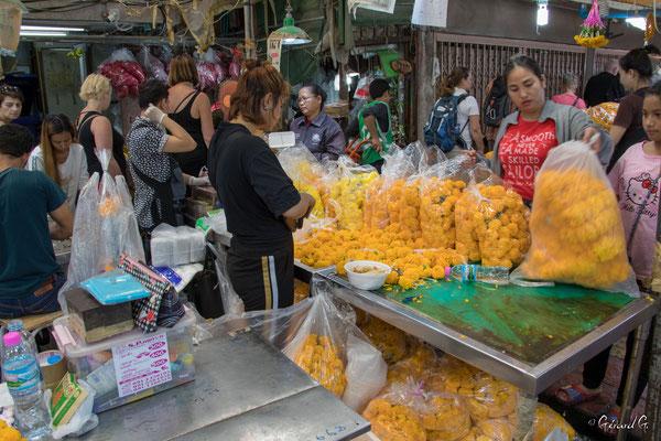 2019  02 - Bangkok, Marche aux fleurs   -L10A5110