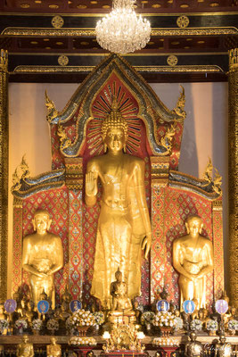 2019  02 - Chiang Mai , Wat Chadi Luang  -L10A7049