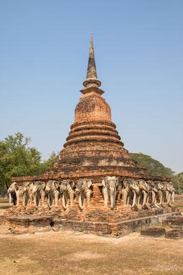 22019  02 - Sukhotai , Wat Sorasak  -L10A5951