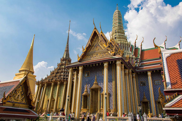 2019  02 - Bangkok , Wat Phra Kaew  -L10A5463