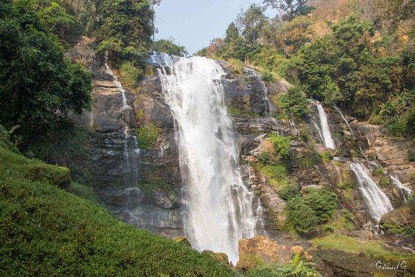2019  02 - Chiang Mai , Wachirathan waterfall  -L10A6854