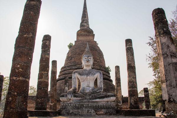 2019  02 - Sukhotai , Wat Sa Si  -L10A6089