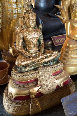 2019  02 - Phitsanulok , Wat Phra Si Ratana Mahathat  -L10A5903