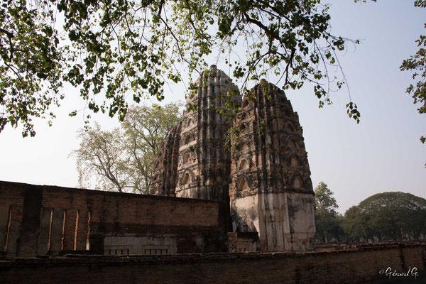 2019  02 - Sukhotai , Wat Sri Savaya  -L10A6056