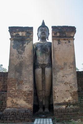 2019  02 - Si Satchanalai , Wat Phra Si Rattana Mahathat Chaliang  -L10A6220