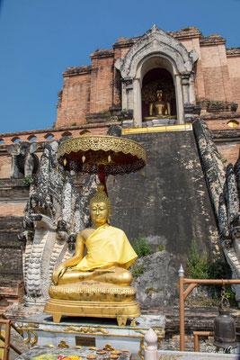 2019  02 - Chiang Mai , Wat Chadi Luang  -L10A7027
