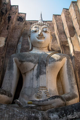 2019  02 - Sukhotai , Wat Sri Chum  -L10A5973