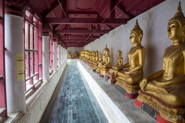 2019  02 - Phitsanulok , Wat Phra Si Ratana Mahathat  -L10A5874