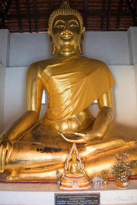 2019  02 - Phitsanulok , Wat Phra Si Ratana Mahathat  -L10A5899