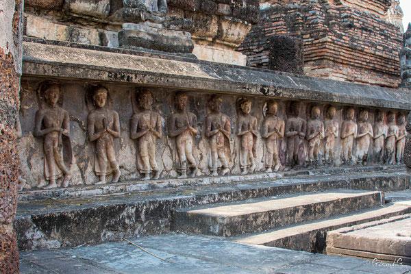 2019  02 - Sukhotai , Wat Mahathat  -L10A6020