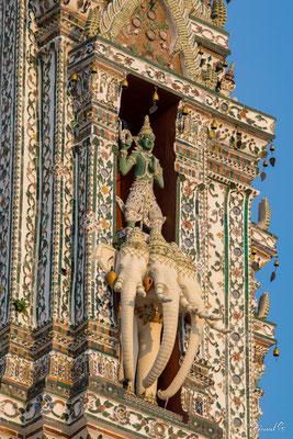 2019  02 - Bangkok , Wat Arun (Temple de l'Aube)  -L10A5277