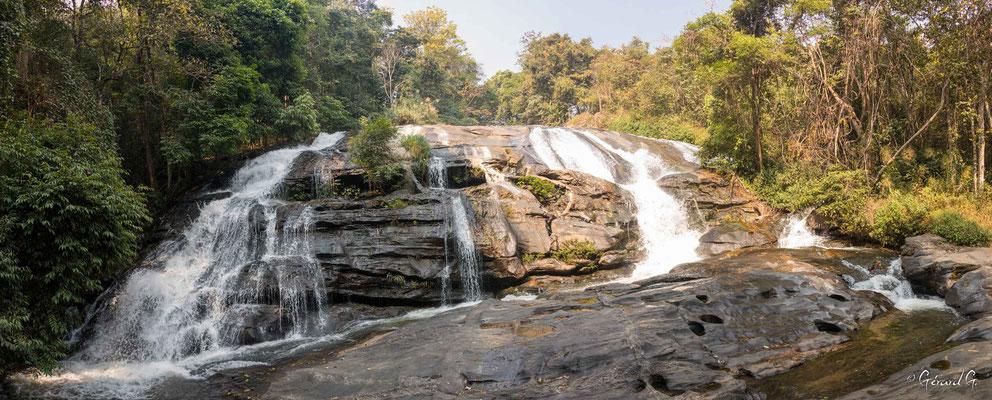 2019  02 - Chiang Mai , Wachirathan waterfall  -L10A6875-Panorama