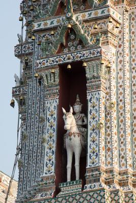 2019  02 - Bangkok , Wat Arun (Temple de l'Aube)  -L10A5273