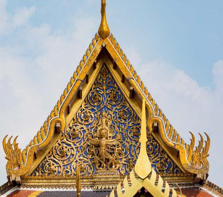 2019  02 - Bangkok , Wat Phra Kaew  -L10A5456