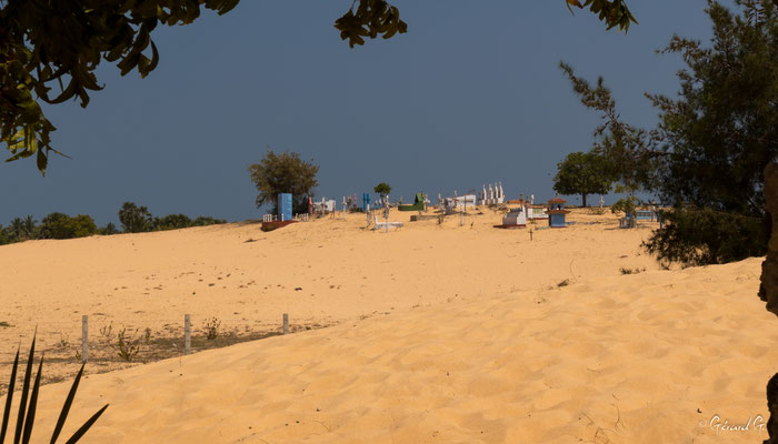 Point Pedro, Manalkadu Desert