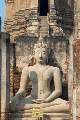 2019  02 - Si Satchanalai , Wat Phra Si Rattana Mahathat Chaliang  -L10A6210