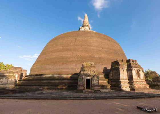 Polonnaruwa, Rankot Vihara