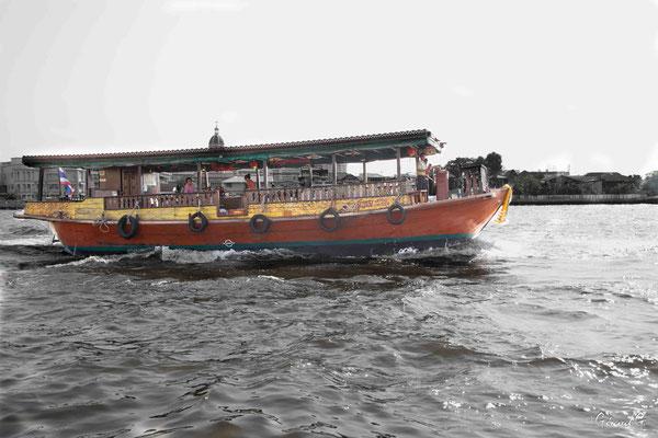 2019  02 - Bangkok, Fleuve Chao Phraya   -L10A5132