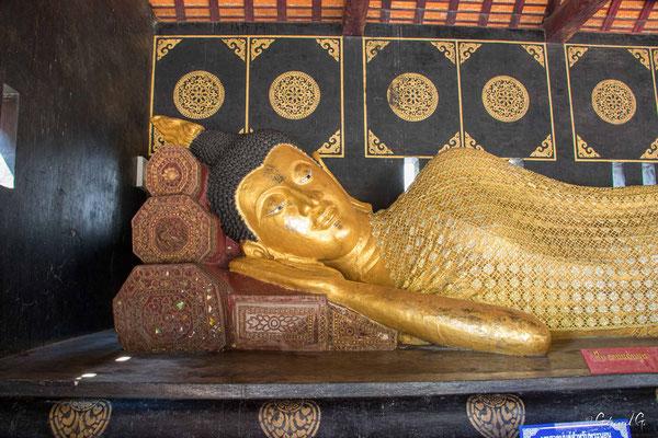 2019  02 - Chiang Mai , Wat Chadi Luang  -L10A7034