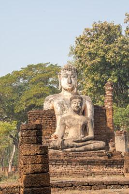 2019  02 - Si Satchanalai , Wat Phra Si Rattana Mahathat Chaliang  -L10A6216