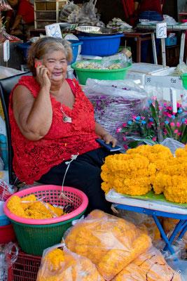 2019  02 - Bangkok, Marche aux fleurs   -L10A5104