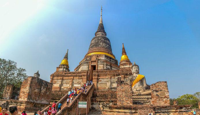 2019  02 - Ayutthaya , Wat Yai Chai Mongkhon  -L10A5607_stitch
