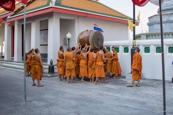 2019  02 - Bangkok , Wat Kalayanimit  -L10A5163