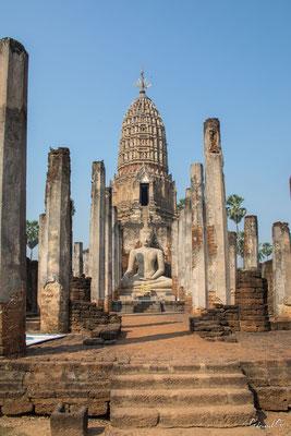 2019  02 - Si Satchanalai , Wat Phra Si Rattana Mahathat Chaliang  -L10A6208