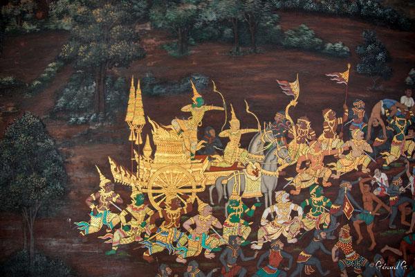2019  02 - Bangkok , Wat Phra Kaew  -L10A5521