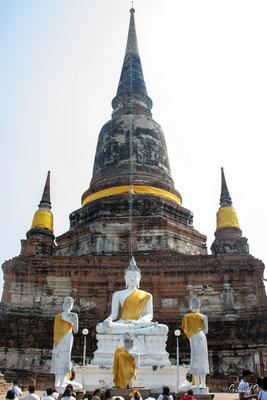 2019  02 - Ayutthaya , Wat Yai Chai Mongkhon  -L10A5634