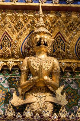 2019  02 - Bangkok , Wat Phra Kaew  -L10A5497