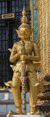 2019  02 - Bangkok , Wat Phra Kaew  -L10A5485