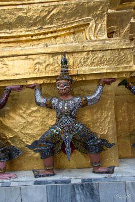 2019  02 - Bangkok , Wat Phra Kaew  -L10A5504