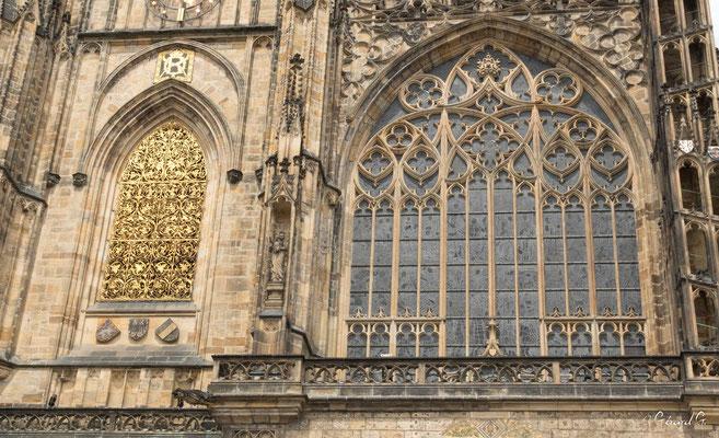 Cathédrale Saint Guy - La Porte Dorée