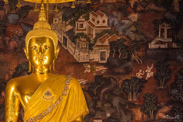 2019  02 - Bangkok , Wat Pho  -L10A5593